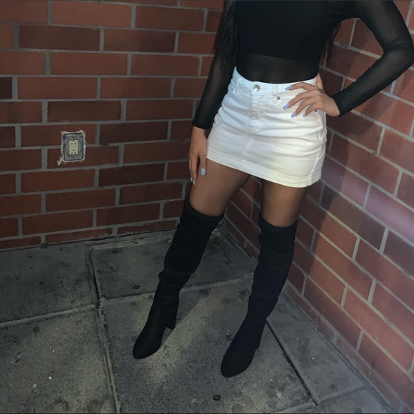 PrettyLittleThing Shoes - Prettylittlething Over the knee Boots